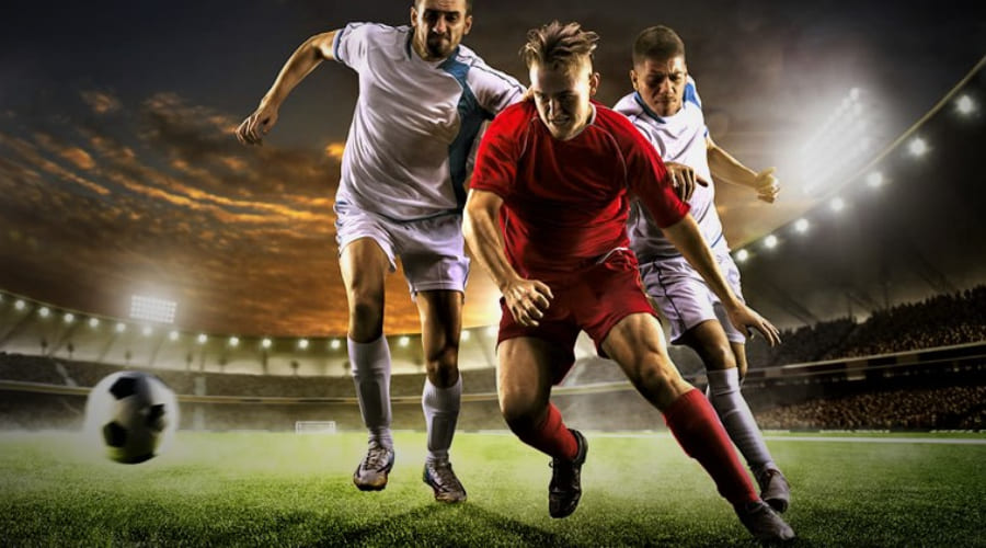 A number of easy stages to play soccer gambling at a trusted agent