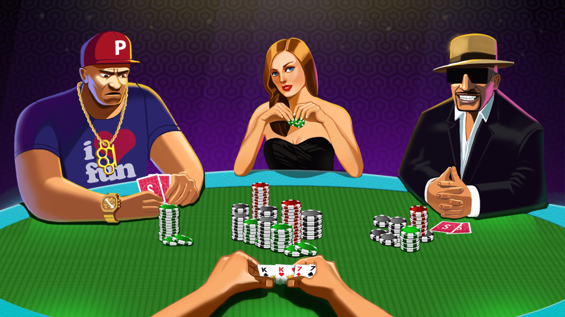 Crowded Gambling Can Also Be Played Online