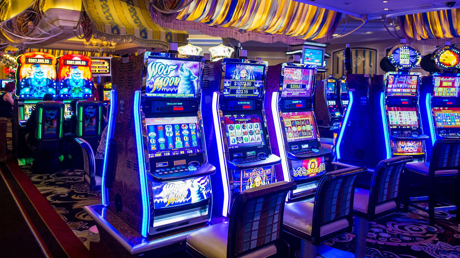 Here's How to Play Online Slots for Beginner Players