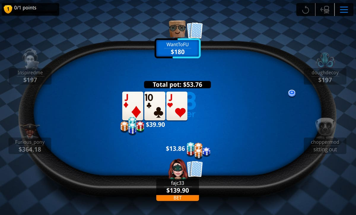 How to Play Poker Online Starting from Beginners