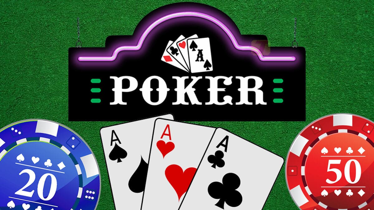 Things You Need to Know About Online Poker Games