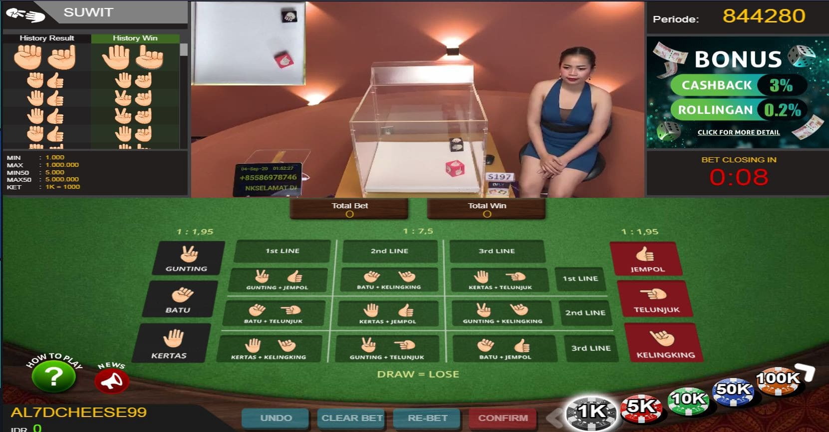 Information About Receiving Bonuses In Online Betting