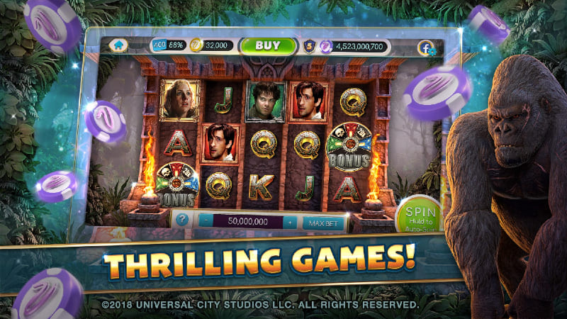 The Difference Between Online Slot Games And Other Gambling