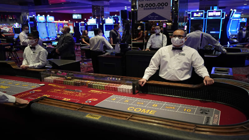 The Most Popular Types of Casino Gambling Games